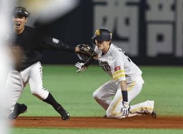 周東佑京が連続盗塁タイ記録 74年福本に並ぶ11試合連続 画像1