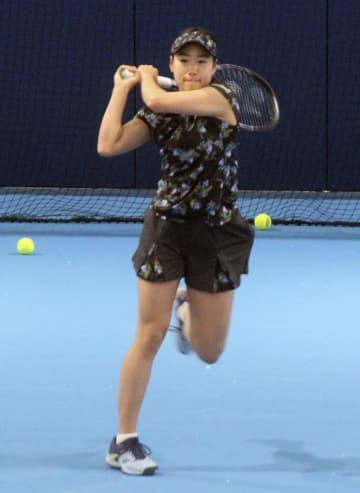 日比野菜緒ら2回戦進出 テニス三菱全日本選手権 画像1