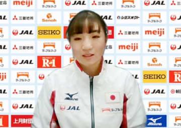 寺本明日香「試合できるの幸せ」 体操国際大会へ日本代表 画像1
