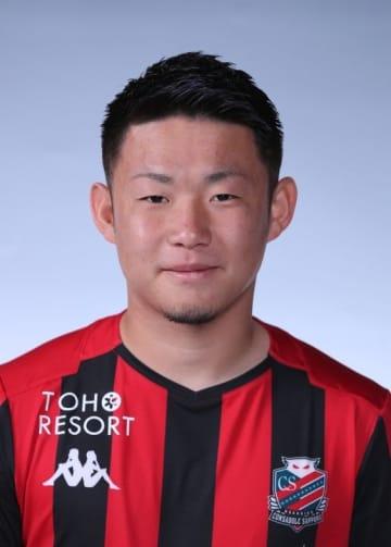 J1札幌の菅選手がコロナ感染 症状なし 画像1