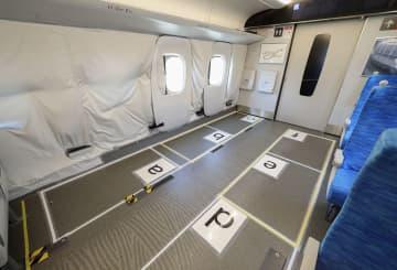 新幹線車いす席増、来年7月から 新車両は義務化 画像1