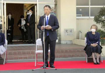 トヨタ社長「車造りで経済復興」 創始者豊田佐吉の顕彰祭で 画像1