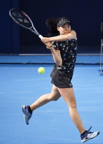 全日本テニス、日比野が決勝進出 秋田と初優勝を懸け対戦へ 画像1