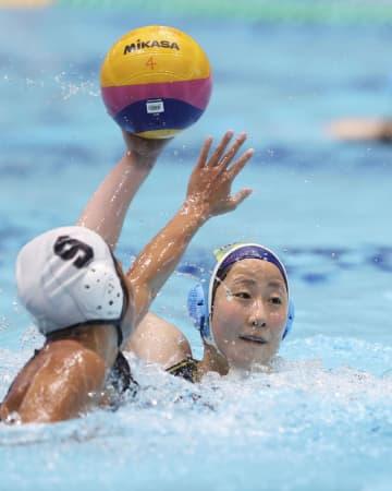 Kfisher74が2連覇 水球の日本選手権 画像1