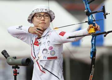 アーチェリー、早川漣9年ぶりV 愛知県での全日本選手権 画像1