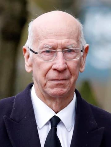 ボビー・チャールトン氏認知症 元イングランド代表、マンU声明 画像1