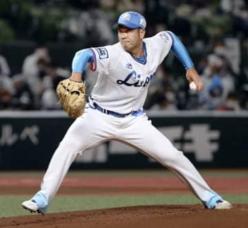 西4―0日(2日) 西武の榎田が今季初勝利 画像1
