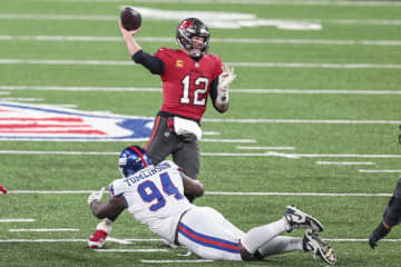 NFL、バッカニアーズが6勝目 第8週が終了 画像1