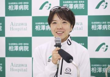 小平奈緒、北京五輪へ「高める」 コロナ禍の挑戦に意欲 画像1