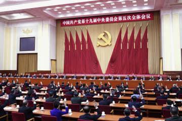 中国、35年に経済規模倍増 長期目標で米国逆転視野 画像1
