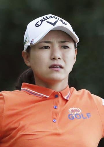 妊娠7カ月の横峯さくらが出場 6日からTOTOジャパンゴルフ 画像1