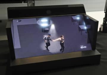 ソニー、裸眼で高精細の3D映像 商品宣伝、CG制作へ活用を期待 画像1