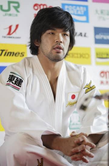 柔道王者・大野将平、連覇を狙う 「緊張感や取り組む姿勢が大事」 画像1