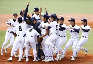 長崎代表の大崎が初優勝 秋季九州大会・最終日 画像1