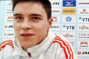 「東京五輪開催すべき証明に」 体操国際大会でロシア勢が会見 画像1