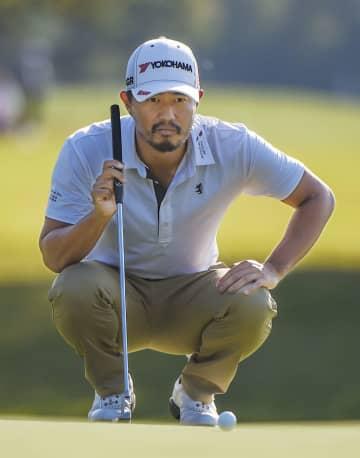 小平暫定21位、松山26位 米男子ゴルフ第2日 画像1