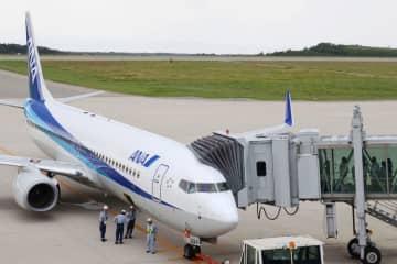 ANA支援で着陸料45%減額 石川・能登空港、出向受け入れも 画像1