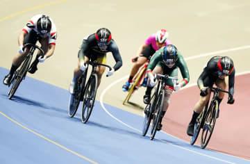 ケイリン脇本、新田勝てず 自転車トラックの全日本 画像1