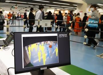 東京ドームでもコロナ対策を検証 屋内アリーナでのデータ取得 画像1