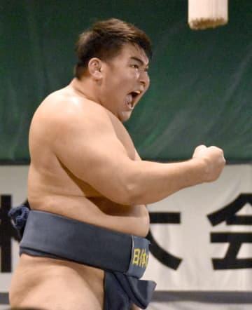 学生相撲、デルゲルバヤル初優勝 モンゴル出身の日体大4年 画像1