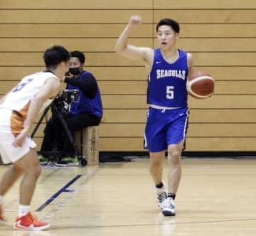 東海大V、1年の河村が貢献 バスケット関東大学男子 画像1
