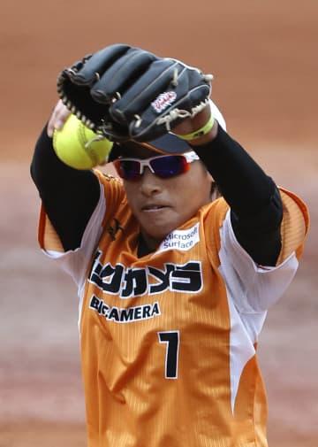 ビックカメラ高崎がソフト決勝へ 女子日本リーグ、2連覇を狙う 画像1
