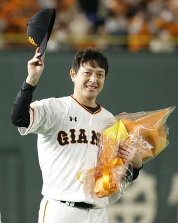 岩隈久志「最高な野球人生」 東京ドームで引退セレモニー 画像1