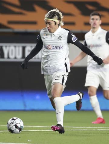 ゲンク伊東純也が先制アシスト ベルギー1部、2―1で勝利 画像1