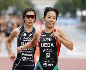 トライアスロン上田が4年ぶりV 37歳、日本選手権 画像1