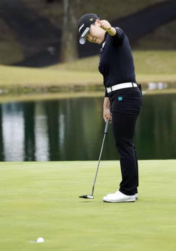 申ジエが今季2勝目、笹生2位 女子ゴルフ最終日 画像1