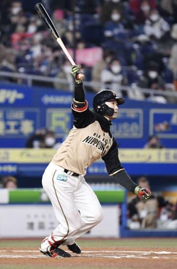 ロ4―7日(9日) 西川が勝ち越し打 画像1
