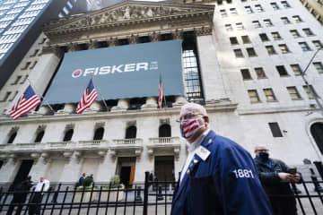 NY株急騰、最高値更新 ファイザーワクチン有効性を好感 画像1