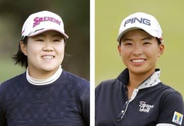 畑岡6位、渋野15位で変わらず 女子ゴルフ、世界ランキング 画像1