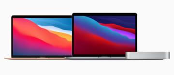 アップル、新型Mac発表 頭脳自社設計、脱インテル 画像1