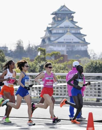 国際女子マラソンは1月31日 大阪、ランナーの数絞る 画像1
