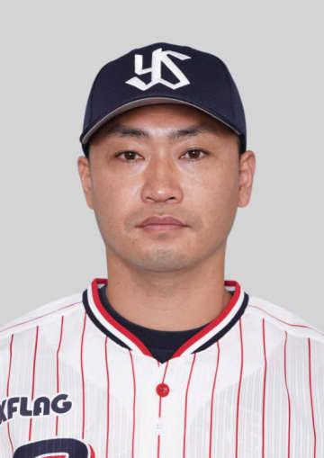 ヤクルト、青木と複数年契約 38歳、チーム野手最年長 画像1