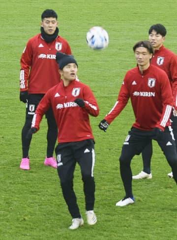 日本、13日夜にパナマ戦 サッカー国際親善試合 画像1