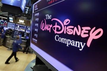 米ディズニー、2期連続の赤字 7~9月期、コロナ響く 画像1