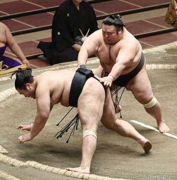 貴景勝、照ノ富士が6戦全勝 両関脇4勝目、千代の国も無敗 画像1