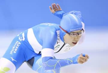 小平、新浜1000m制す 全日本選抜スピード 画像1