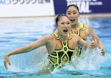 乾、吉田組はFRで93点台 AS日本選手権第3日 画像1
