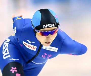 高木美帆、一戸誠太郎が優勝 全日本選抜スピードスケート 画像1