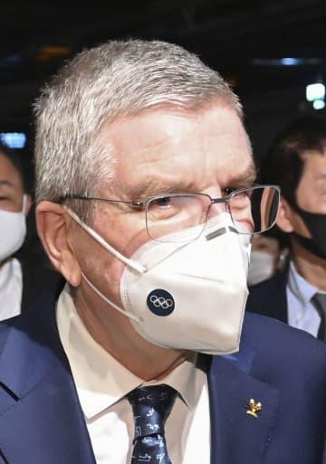 IOCバッハ会長が来日 16日に首相と会談へ 画像1