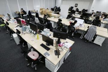 テレワーク、企業の6割が残業可 原則は禁止、厚労省調査 画像1