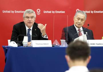 IOCバッハ氏方針に日本戸惑い 五輪参加者のワクチン接種 画像1