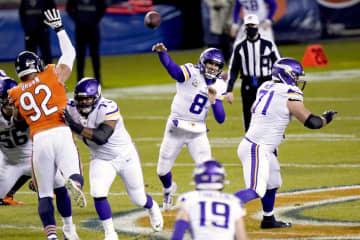 NFL、バイキングズが4勝目 第10週最終日 画像1