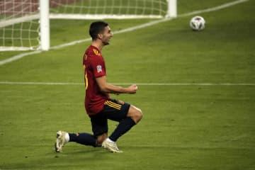 スペイン、来年10月の準決勝へ 欧州ネーションズリーグ 画像1
