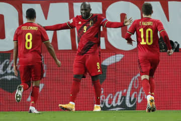 ベルギー、イタリアが4強 サッカー欧州ネーションズリーグ 画像1