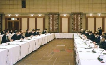 地方でテレワークへ協力要請 坂本担当相、日商会頭に 画像1