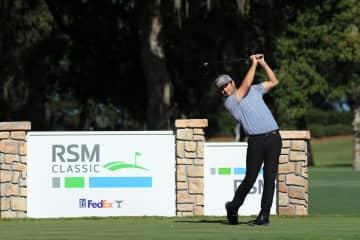 米男子ゴルフ、小平智は予選落ち RSMクラシック第2日 画像1